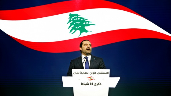 Lebanon PM posts selfie with Saudi crown prince after strain