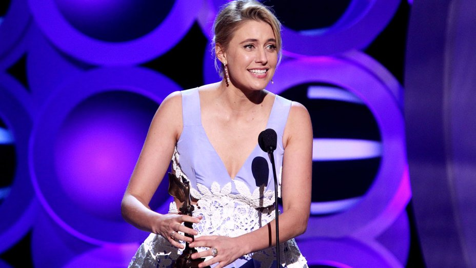 Spirit Awards: Greta Gerwig Wins Best Screenplay for Lady Bird