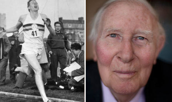 BREAKING: Sir Roger Bannister dead - First to run a mile in under four minutes dies at 88