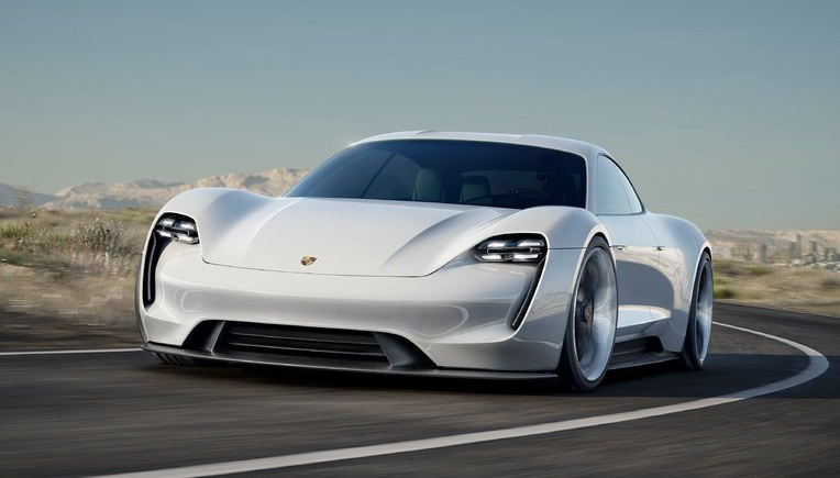 Porsche Positions Itself Against Tesla, on the Road and Beside It