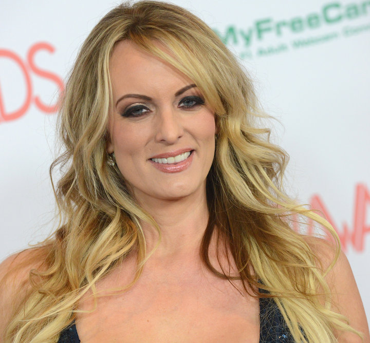 Porn Star Stormy Daniels Sues Trump Over Non-Disclosure Agreement