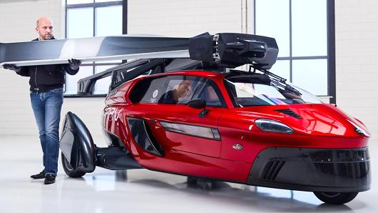 The worlds first flying car you can buy is now taking orders