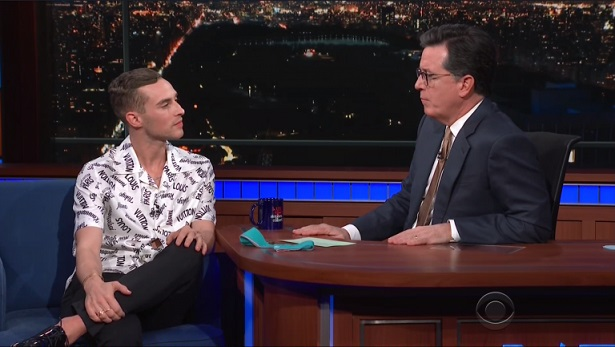 Adam Rippon Says He Would Talk to Mike Pence Post-Olympics