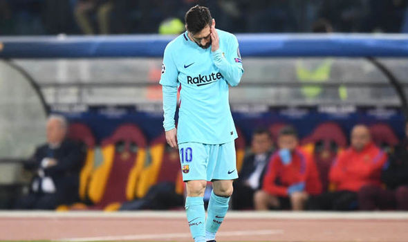 Roma 3 Barcelona 0: Lionel Messi and co. OUT in Champions League quarter-finals