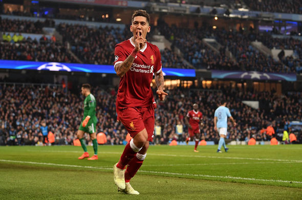 Man City 1 Liverpool 2: Salah and Firmino fire Reds through to Champions League semi-final