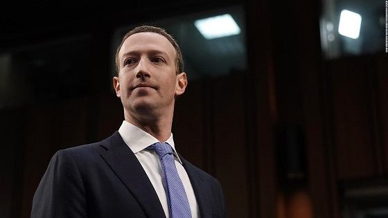Zuckerberg confirms Facebook is working with US special counsel