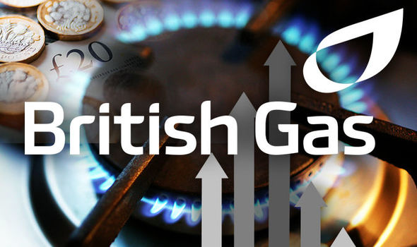 British Gas PRICE INCREASE: Energy bills go up by £60 for FOUR MILLION homes