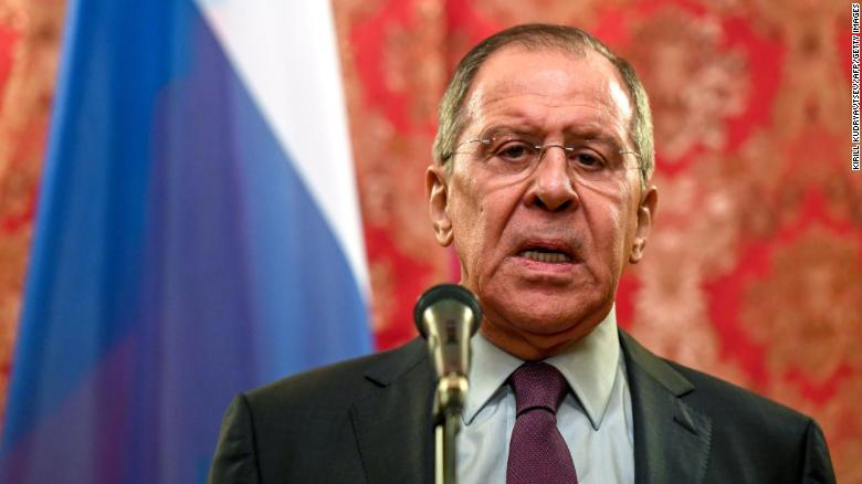 Russian Foreign Minister Lavrov accepts invitation to visit North Korea