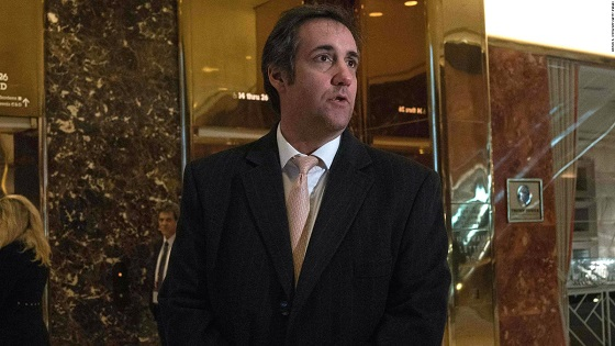 NYT: Records related to Access Hollywood tape a focus of FBI Cohen raid