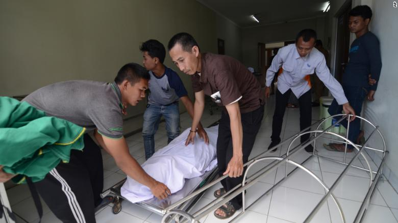 More than 80 dead from drinking bootleg alcohol in Indonesia