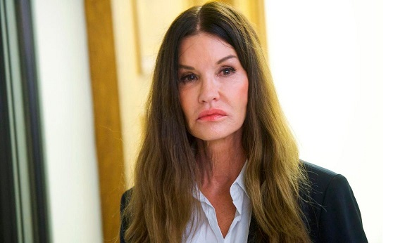 Model Janice Dickinson tells jury Bill Cosby raped her in 1982 after giving her a pill