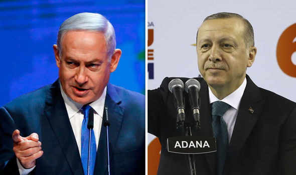Turkey President calls Israels Netanyahu leader of a TERRORIST state in VICIOUS attack