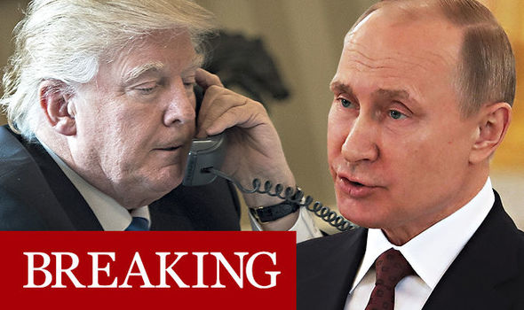 Russia declares secret war phone line between Moscow and USA is ACTIVE