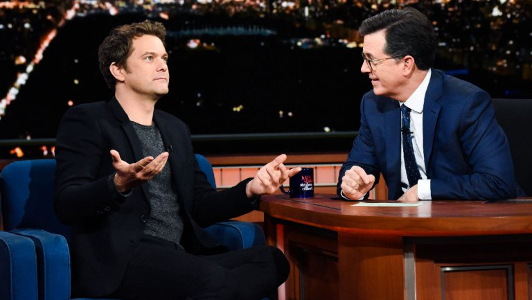 Joshua Jackson Says He Owes His Career to Jon Stewart