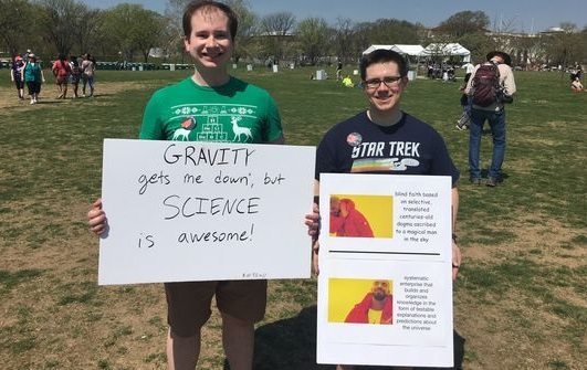 March for Science 2018: Passionate advocates push the cause for research across the globe