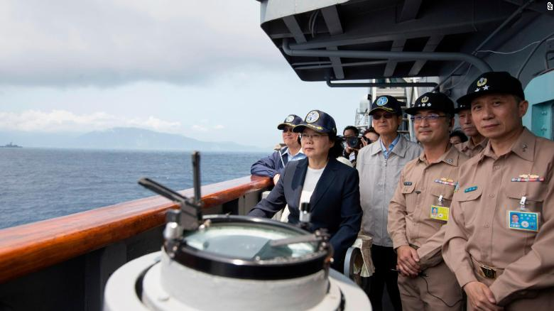 Xi Jinping sends warning to Taiwan, United States with live fire drills