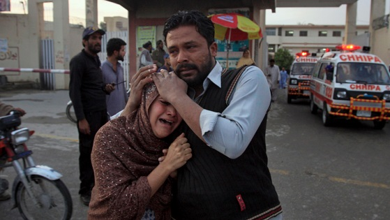 Pakistan watchdog says country failing on human rights
