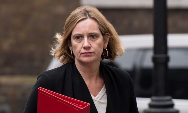 Amber Rudd pledges action to resolve status of Windrush citizens