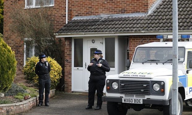Nerve agent used to attack Sergei Skripal was liquid, says Defra