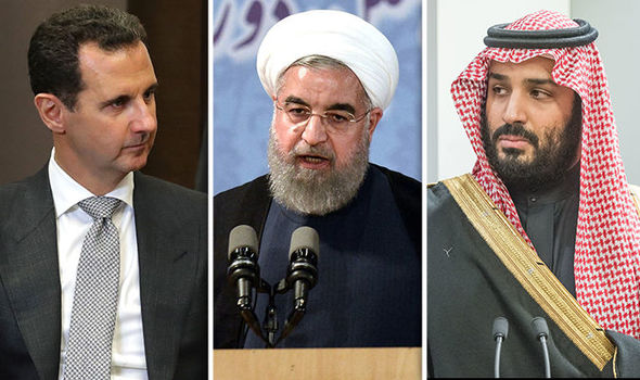 Saudi Arabia willing to send ARMY to Iranian-backed Syria as tensions ESCALATE