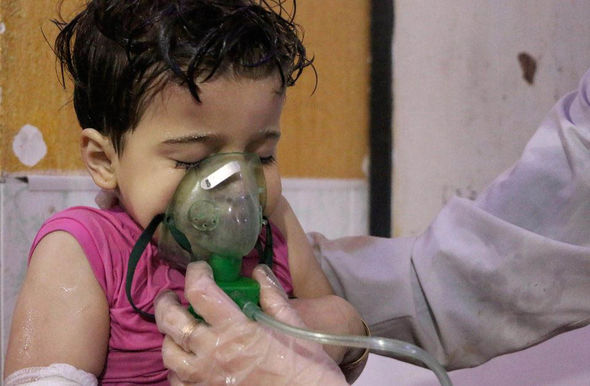 UN chemical weapons investigators SHOT AT in Syria – probe delayed AGAIN