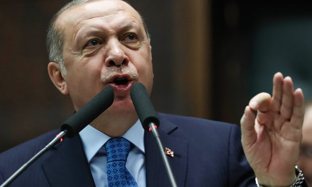 Turkey to hold snap elections on 24 June, says Erdoğan
