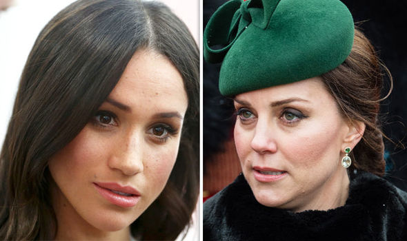 Royal wedding: Meghan Markle set for FASHION WAR with Kate after Prince Harry marriage
