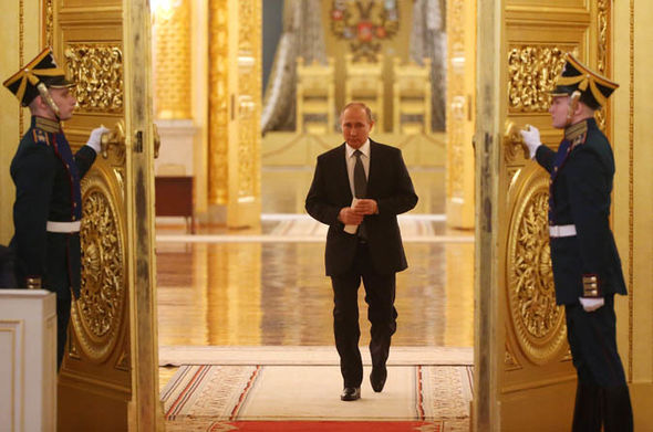 Vladimir Putin's salary REVEALED: Does Russia's STRONGMAN earn as much as you think?