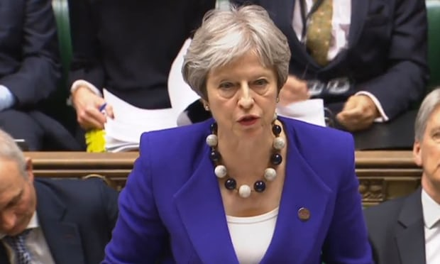 Government in chaos over Windrush after double setback for May