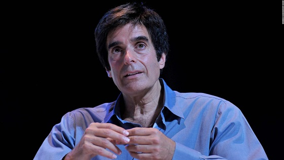 David Copperfield forced to reveal magic trick secret in lawsuit