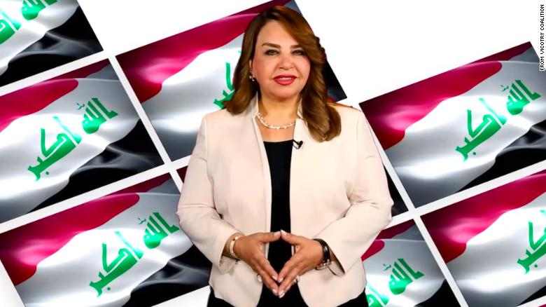 Iraqi candidate steps aside after sex tape allegation