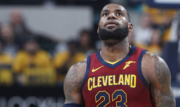 64bf685d51e LeBron James  Cavs star fuels Lance Stephenson rivalry after Game 4 win  over Pacers