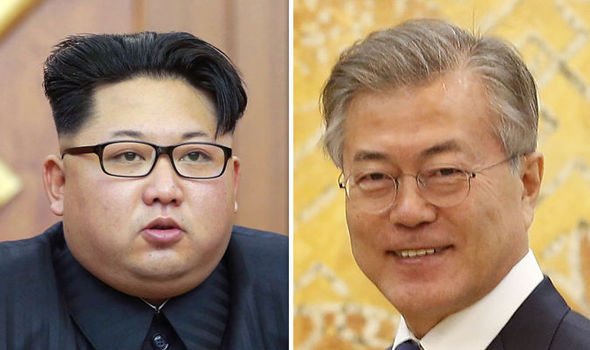 North Korea to discuss DENUCLEARISATION during explosive talks this Friday