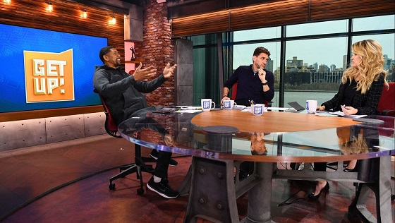 ESPN makes a bid for morning TV ratings glory with Get Up!