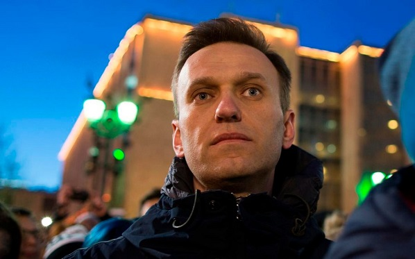 Russia's Supreme Court upholds criminal conviction against opposition leader Alexei Navalny