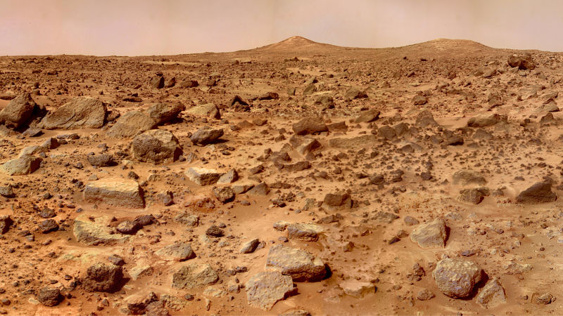 NASA and ESA Are Getting Serious About Bringing Martian Soil to Earth