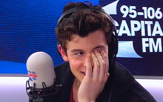 Shawn Mendes awkwardly consoles rejected man as girlfriend shuts down proposal live on air