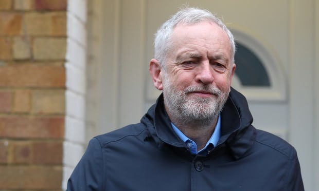Jeremy Corbyn criticised for attending radical Jewish event