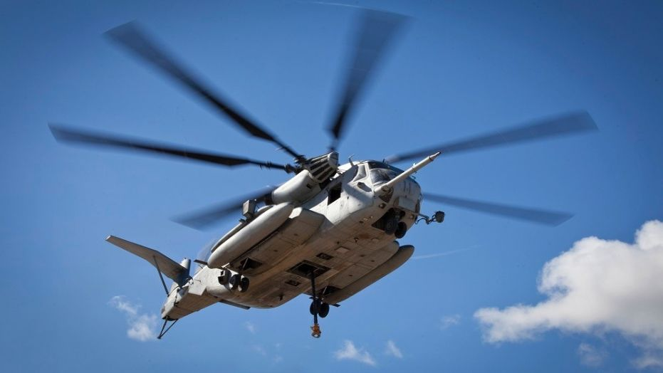 4 Marines feared dead in helicopter crash near US-Mexico border