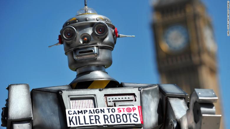 Scientists call for boycott of South Korean university over killer robot fears
