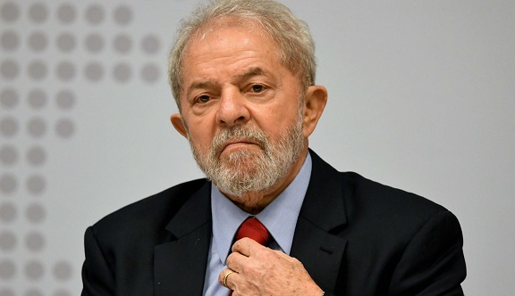 Brazils former president Lula facing arrest ahead of elections as court rejects bid to avoid prison