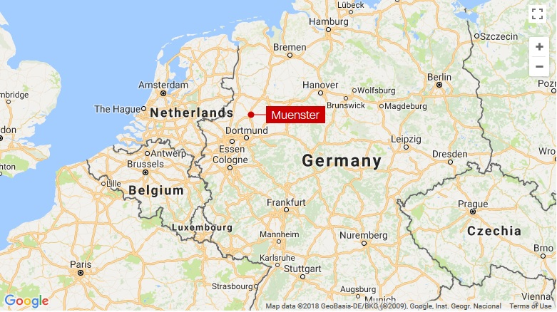Several dead as vehicle drives into crowd in Germany