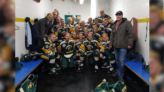 14 killed in crash involving Canadian junior hockey team