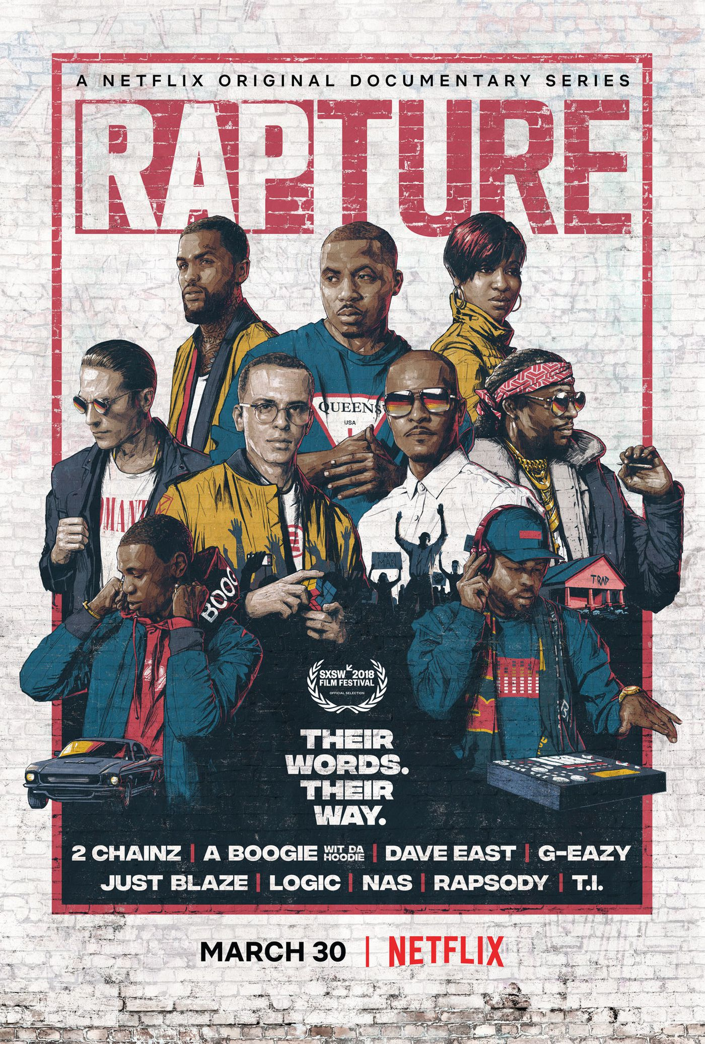 Nas on Netflix docuseries Rapture, Killer Mike and why hip-hops mainstream appeal wont be enough to kill the genre