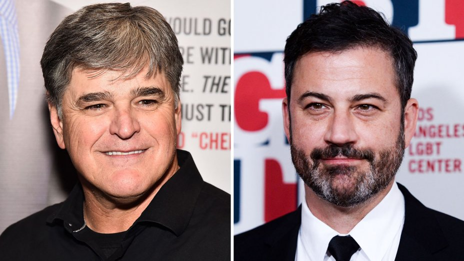 Jimmy Kimmel Tries to End Feud With Sean Hannity; Apologizes For Joke