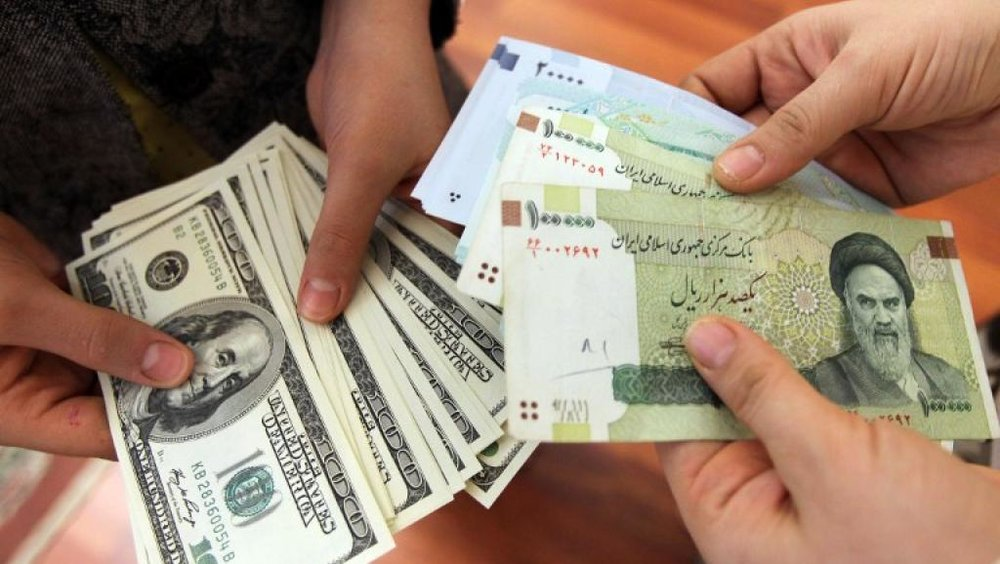 Irans rial at all-time low against the dollar