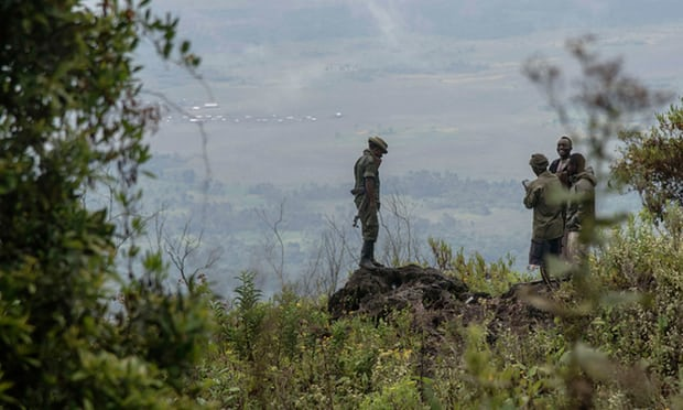 Two Britons kidnapped in the Democratic Republic of the Congo