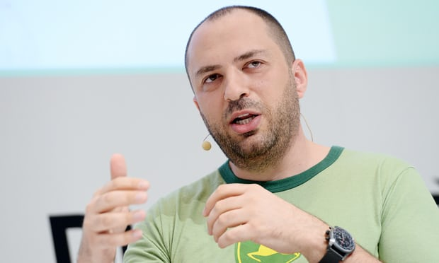 WhatsApp CEO Jan Koum quits over privacy disagreements with Facebook