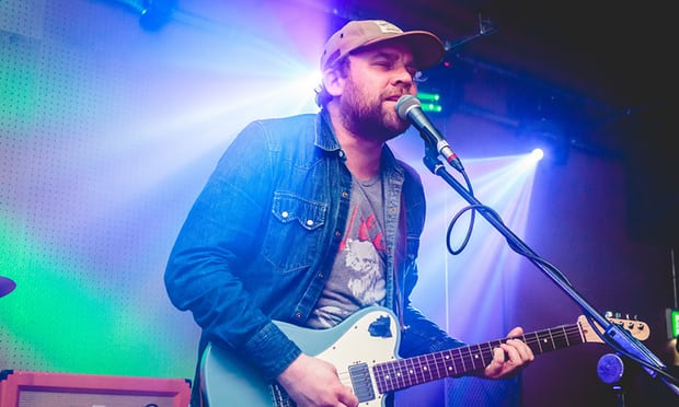 Police confirm death of Frightened Rabbit singer Scott Hutchison