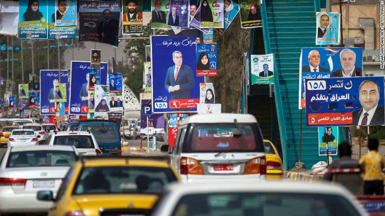 Iraq elections: Voters head to the polls at critical time